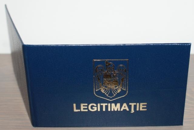 Personalizare folio coperta legitimatii cartonate